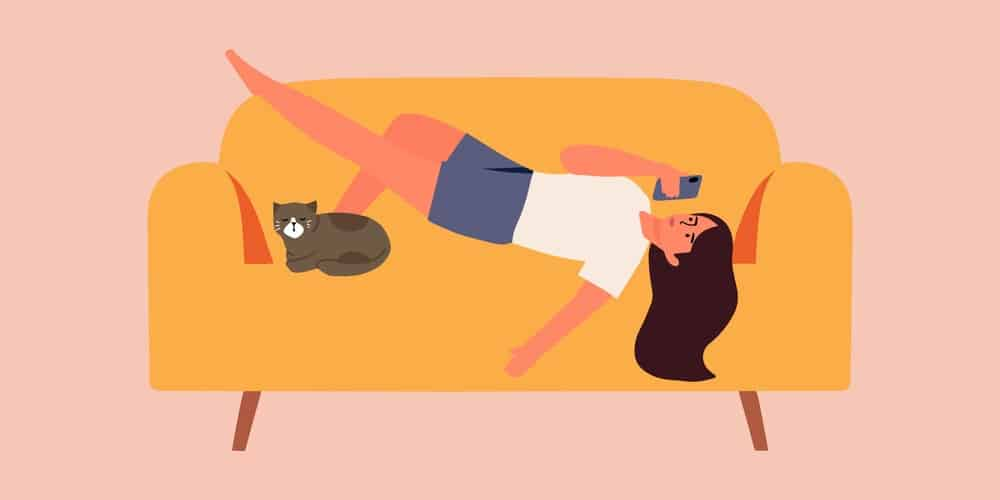 woman-on-couch-with-phone