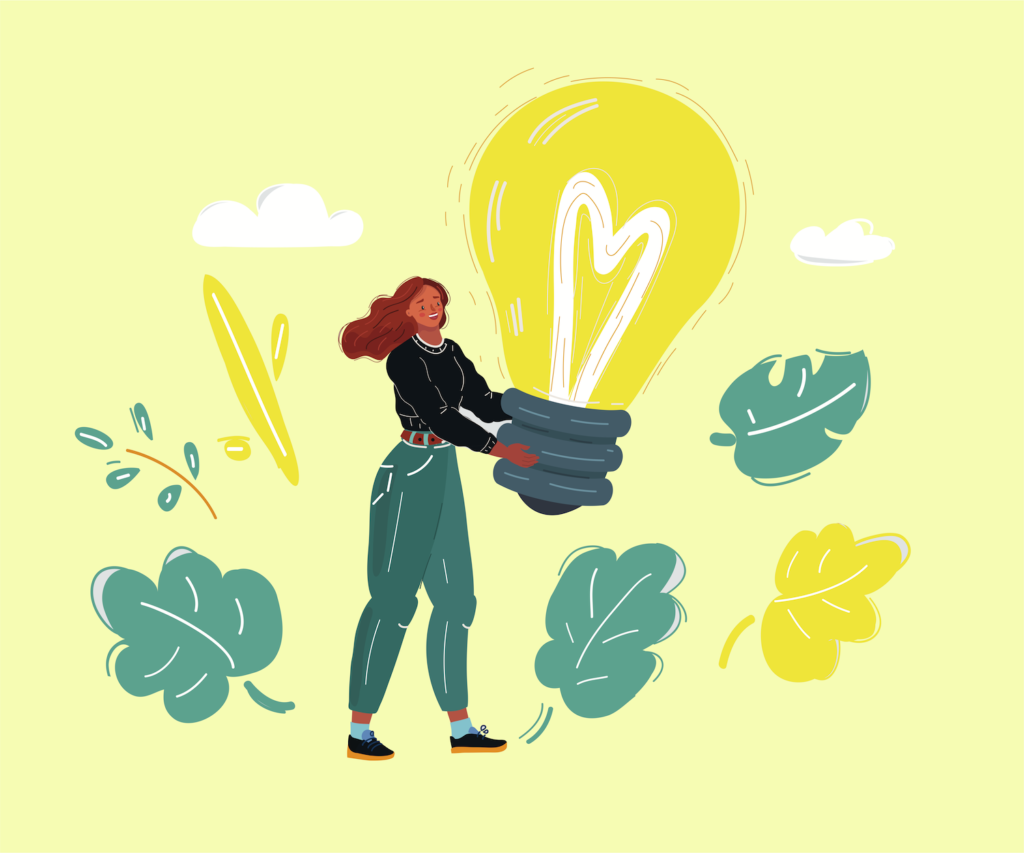 woman-holding-lightbulb-in-arms